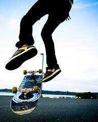 Skateboarding - Flickr Joshua Bentley