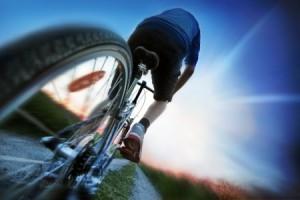 Mountain biking2 - 123RF - Mikael Damkier