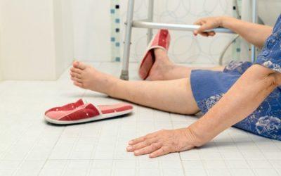 Falls Prevention Tips for Seniors