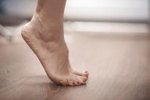 strengthen your feet