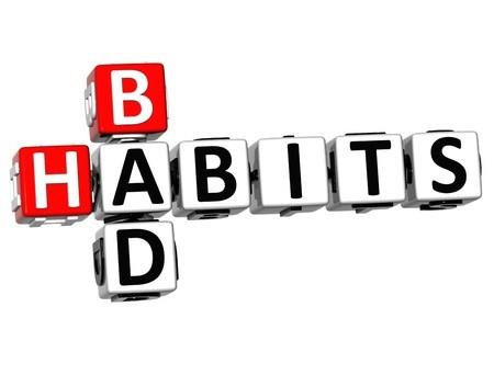 6 Bad Health Habits You Need to Break