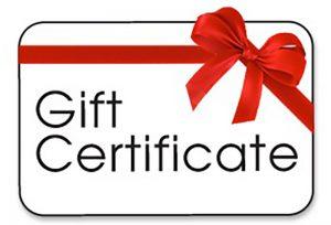WalkEZStore gift certificate