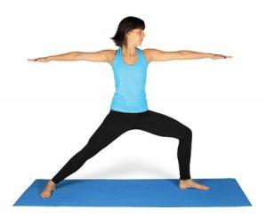 yoga, stress reduction