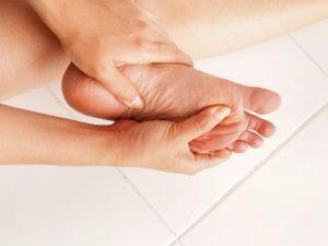 foot pain