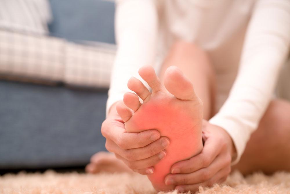 Has COVID-19 Quarantining Made Your Feet Hurt?